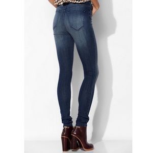BDG SUPER HIGH RISE TWIG SKINNY JEANS